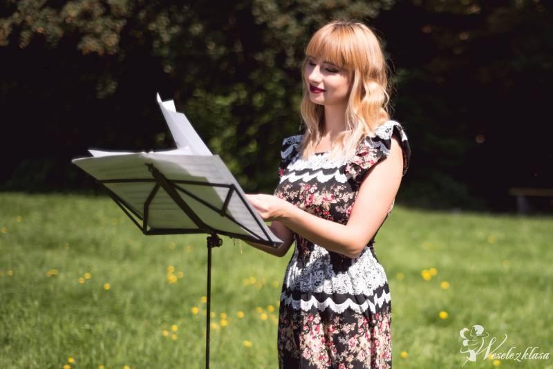 Śpiewny Ślub - wokalistka, współpraca ze skrzypcami! , Gliwice - zdjęcie 1