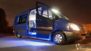 Transport Gości Weselnych Komfortowe Busy do wynajęcia RentaCar DuCar, Wynajem busów Myślenice