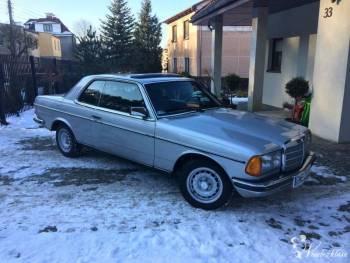 Mercedes COUPE 1980r, Samochód, auto do ślubu, limuzyna Jastarnia