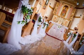 Dekoracje weselne, Dekoracje ślubne Koluszki