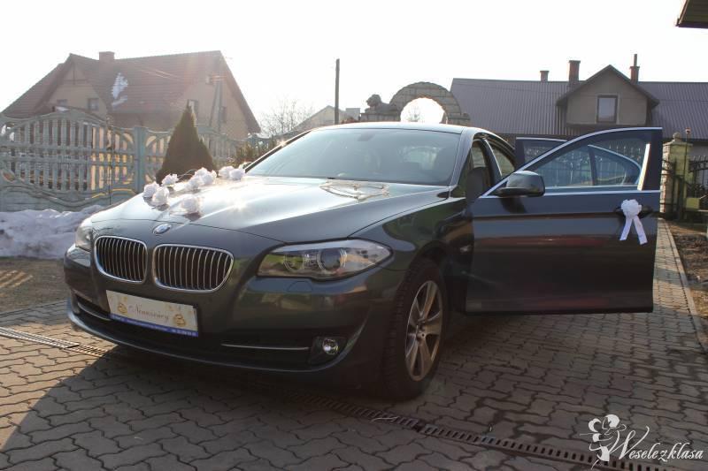 BMW F11 samochód do ślubu, Bielsko-Biała - zdjęcie 1