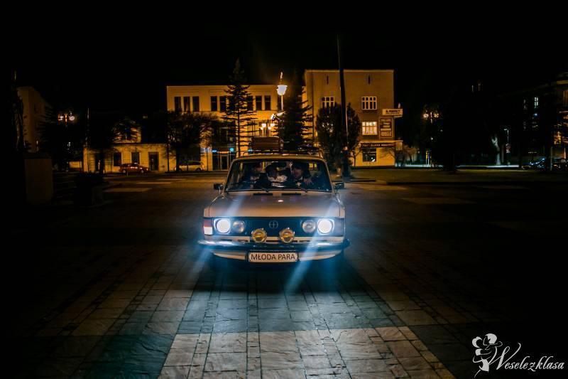 Auto do ślubu, samochód do wynajęcia, Fiat 125p, Radom - zdjęcie 1