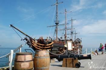 Statek Pirat wesele, zaślubiny, poprawiny, sesja , Sale weselne Ustka