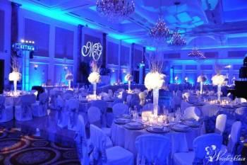 Dekoracje Oświetleniem - LED - Dekoracje sal weselnych, Dekoracje światłem Ciechanów