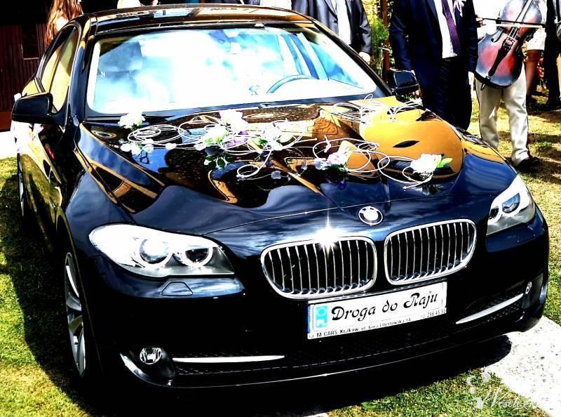 Piękne BMW serii5 F10 306KM wynajem auto do ślubu , Żywiec - zdjęcie 1