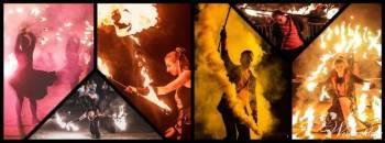 Azislight Teatr ognia Taniec z ogniem Fireshow, Teatr ognia Świętochłowice