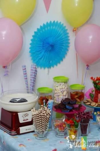 Candy Bar dla Dzieci GRUPA HAPPY, Słodki kącik na weselu Pasłęk
