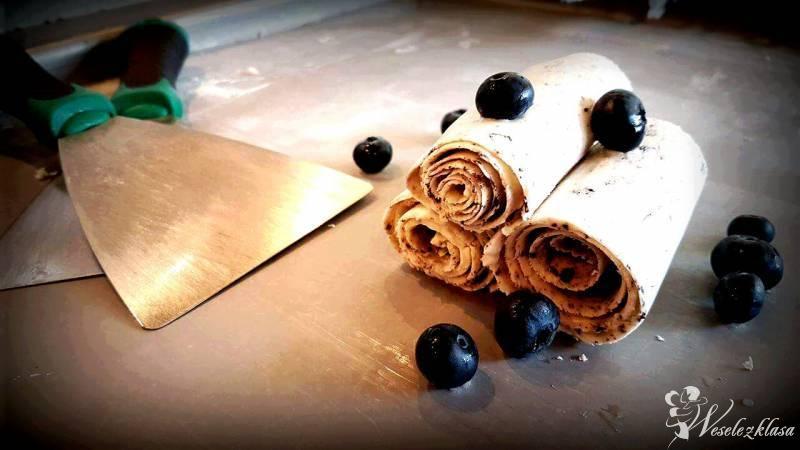 Lody Tajskie Ice Cream Rolls - Bufet lodowy - Show kulinarne, Toruń - zdjęcie 1