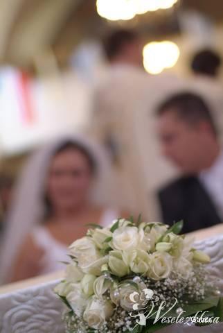 Dekoracje ślubne kościołów, samochodów, wiąz, Osiek - zdjęcie 1