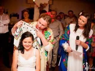 WODZIREJ NA LUDOWO! Prowadzenie wesela, zabawy i tradycyjne oczepiny.,  Tenczynek