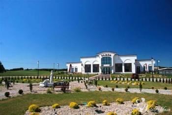 Centrum weselne z restauracją i hotelem, Catering Golina