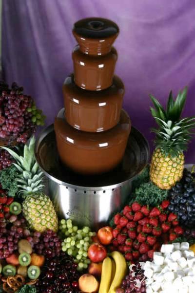 CZEKOLADOWE WARIACJE wynajem fontann czekoladowych, Wrocław - zdjęcie 1