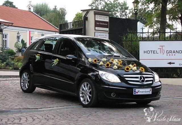 Nietypowym mercedesem do ślubu..., Wieliczka - zdjęcie 1