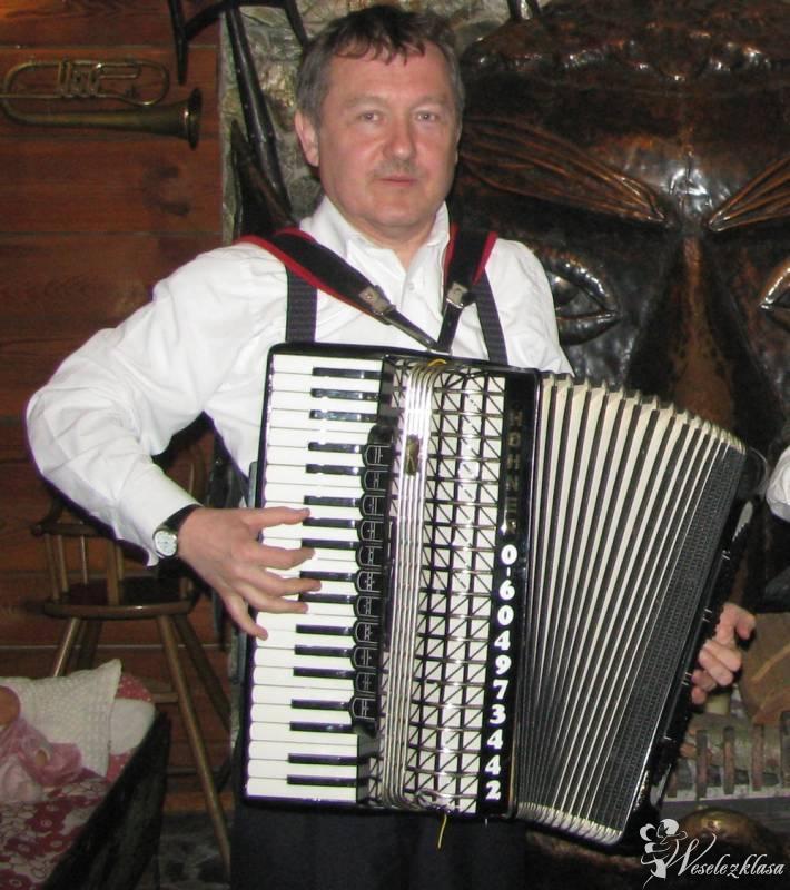 Akordeonista uświetni wesele, urodziny i inną uroczystość, Chełmno - zdjęcie 1