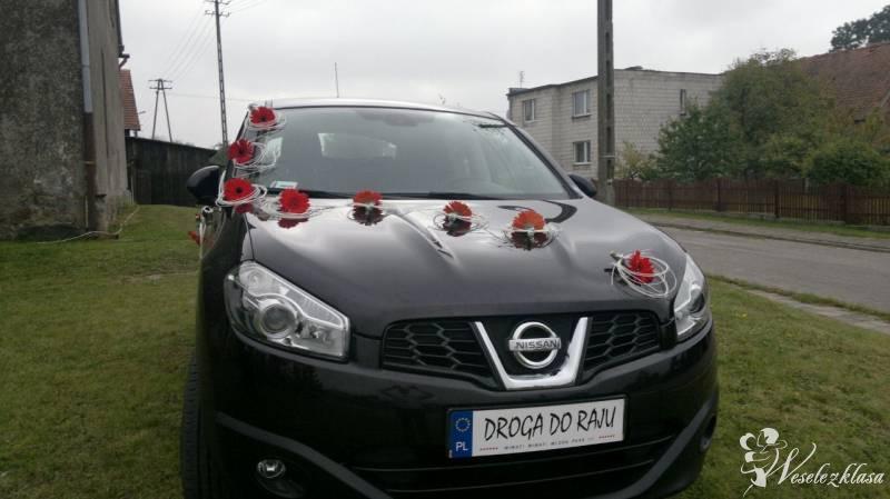 Samochód do ślubu,na wesele SUV NISSAN QASHQAI  , Iława - zdjęcie 1