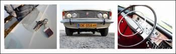 Fiatem gdzie zechcesz, Samochód, auto do ślubu, limuzyna Kluczbork