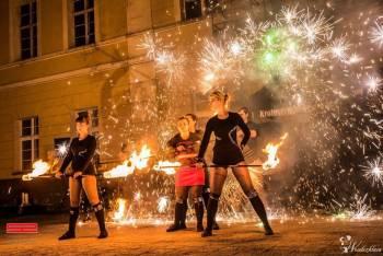 Widowiskowe pokazy ognia i fireshow. Lascar. Zamów taniec z ogniem !, Teatr ognia Złocieniec