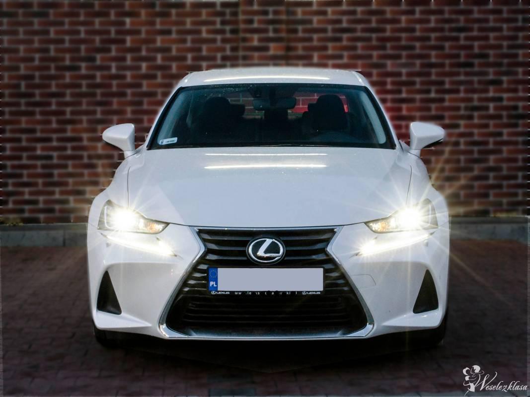 Auto do ślubu - Lexus IS200t - Luksus jest standardem., Radom - zdjęcie 1