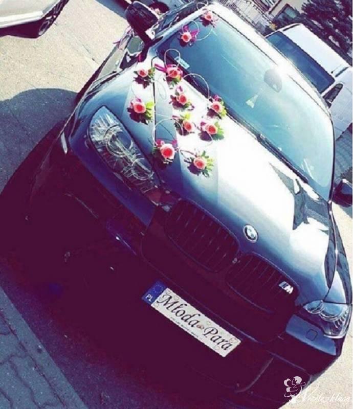 BMW X6 M-pakiet do ślubu, Mława - zdjęcie 1
