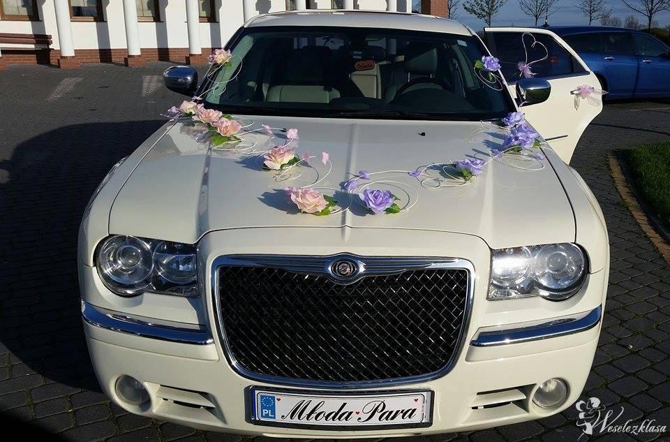 Auto do ślubu Chrysler 300c, Inowrocław - zdjęcie 1