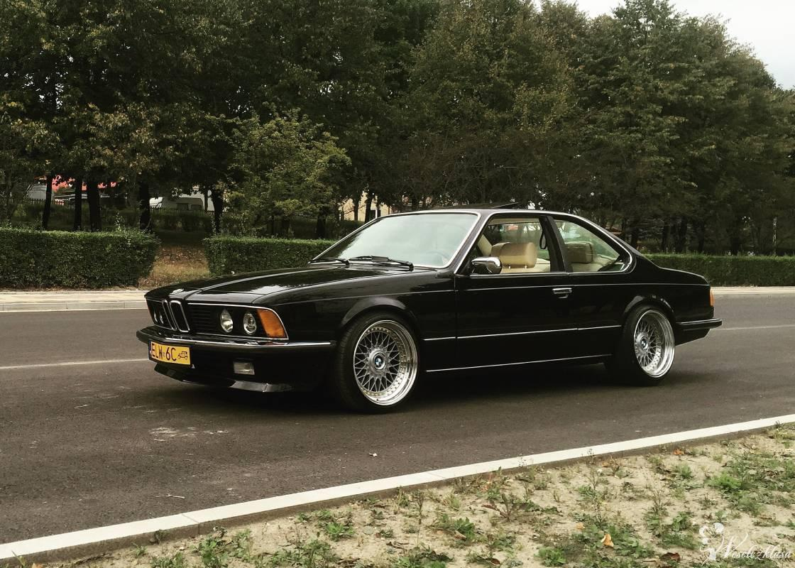 BMW E24 635 CSI - bawarskim zabytkiem do ślubu!, Łódź - zdjęcie 1