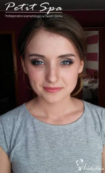 Petit SPA Anna Matuszek usługi mobilne makijaż, przedłużanie rzęs,, Makijaż ślubny, uroda Galewice