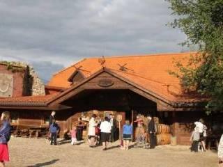 Dworek nad Łąkami,  Tykocin