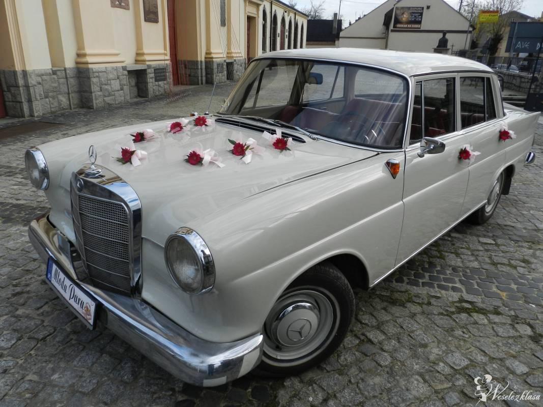 Zabytkowym Retro Mercedesem do Slubu, Łódź - zdjęcie 1