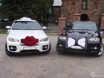 BMW X6 auto do Ślubu BMW X6, 5 osobowe !! TANIO !!, Samochód, auto do ślubu, limuzyna Szczucin