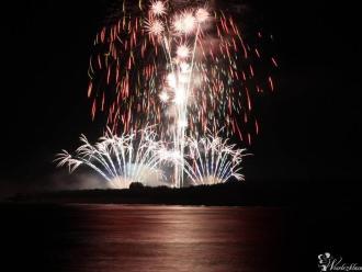 Fire Show pokazy ogni sztucznych, lasery i ciche fajerwerki,  Lubań