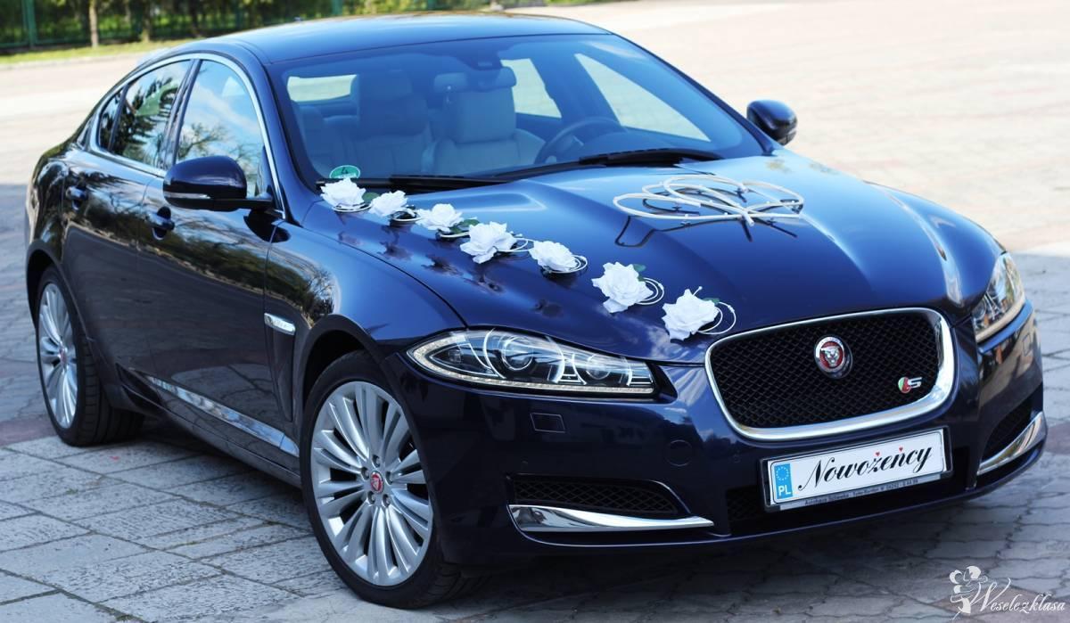 Auto do ślubu luksusowy Jaguar XF, Mercedes S, BMW M750, Bydgoszcz - zdjęcie 1