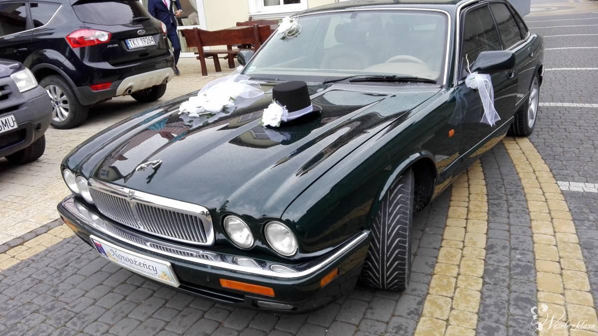 Auto do ślubu limuzyna do ślubu ...JAGUAR XJ piękny klasyk, Busko Zdrój - zdjęcie 1