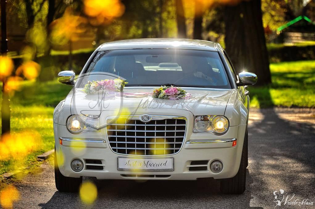Just *Married* Chrysler *300c* auto do ślubu wolne terminy 2018 ! ! !, Rzeszów - zdjęcie 1