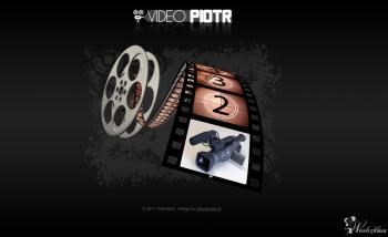 PiotrVideo wideofilmowanie, Kamerzysta na wesele Tuchów