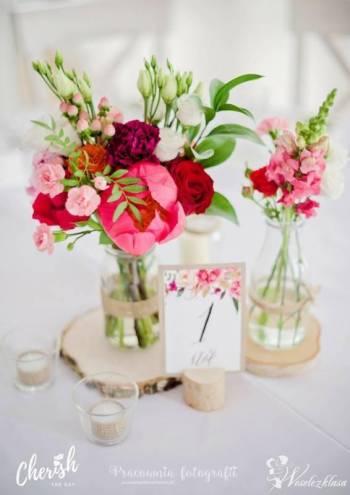 Cherish The Day - dekoracje i florystyka, Dekoracje ślubne Ożarów Mazowiecki