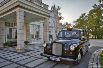 Taxi London auto do ślubu, Samochód, auto do ślubu, limuzyna Lipno