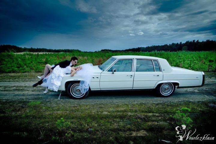 Auto Do Ślubu Biały Cadillac, Zduńska Wola - zdjęcie 1