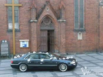 Auto do Ślubu - Audi S8, Samochód, auto do ślubu, limuzyna Brusy