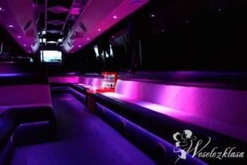 Autobus, limuzyna do ślubu, VipPartyBus, Wynajem busów Sieradz