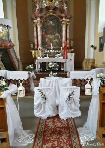Profesjonalne i nieopowtarzalne dekoracje, Dekoracje ślubne Brzeg Dolny
