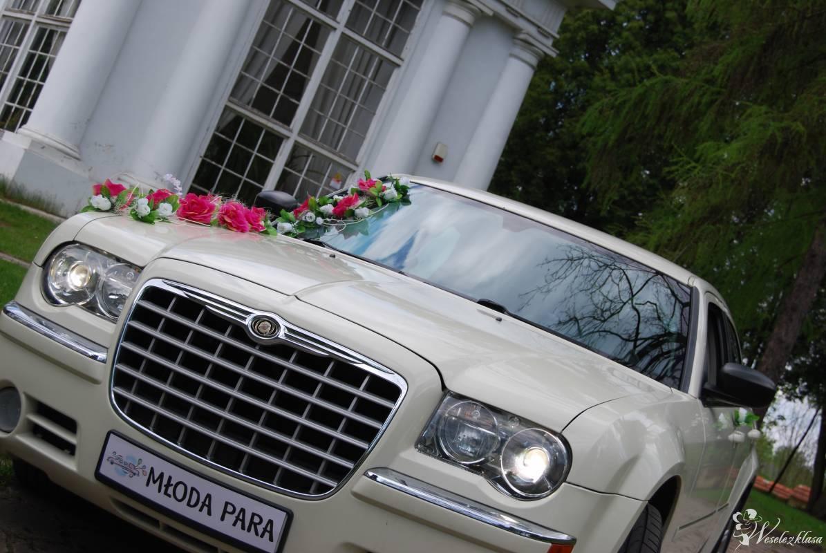 Auto samochód do ślubu CHRYSLER 300C od 190 zł, Warszawa - zdjęcie 1