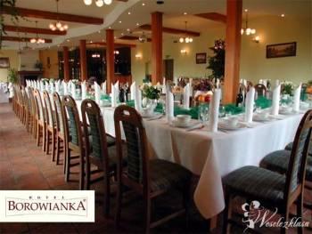 Hotel Restauracja Borowianka, Sale weselne Sulmierzyce