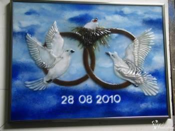 Spersonalizowane obrazy ze szkła idealny prezent, Prezenty ślubne Iłża