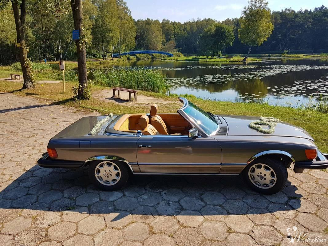 Mercedes SL380 kabriolet , udanewesela, Tarnowskie Góry - zdjęcie 1