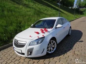 Auto do ślubu Opel Insignia OPC, Samochód, auto do ślubu, limuzyna Łobez