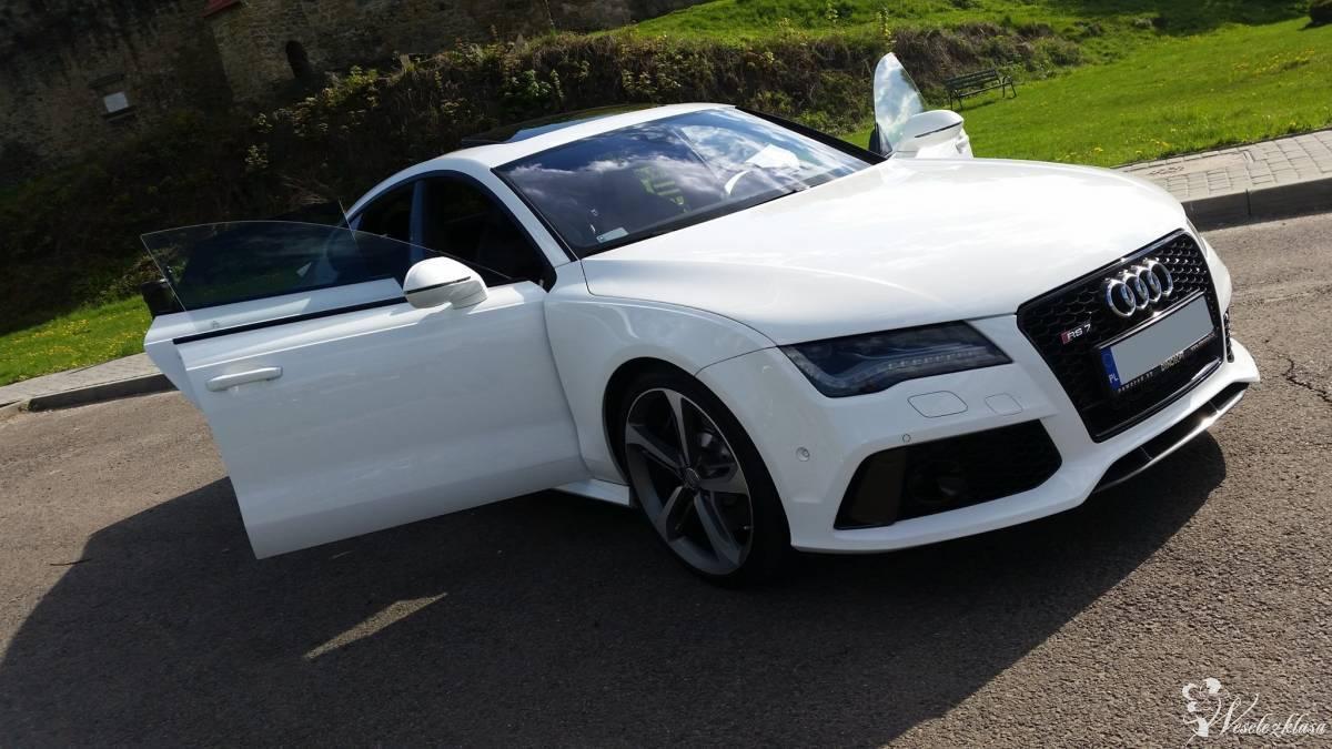 Audi RS7 do ślubu wolne terminy , Nowy Sącz - zdjęcie 1