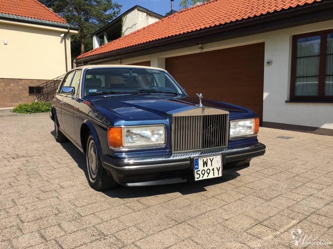 Rolls-Royce Silver Spur do ślubu, Warszawa - zdjęcie 1