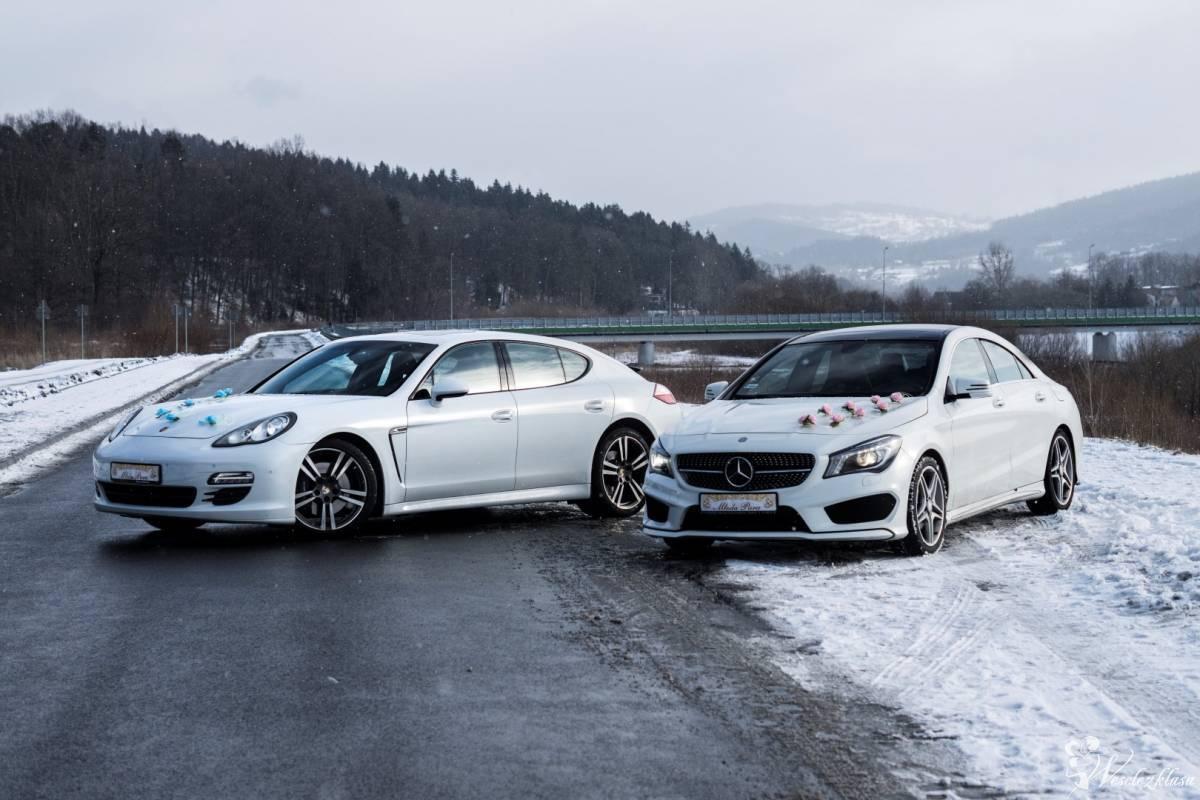Mercedes CLA AMG | Porsche Panamera auto samochód do ślubu PROMOCJA!, Wadowice - zdjęcie 1