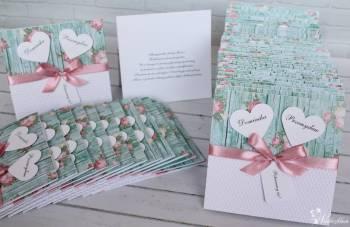Oryginalne i Wyjątkowe Zaproszenia Ślubne, Zaproszenia ślubne Lisia Góra