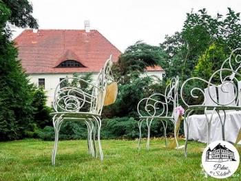 Pałac w Solnikach, Sale weselne Szprotawa